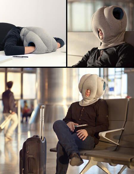 Style je slaapzak met dit ideale reiskussen.